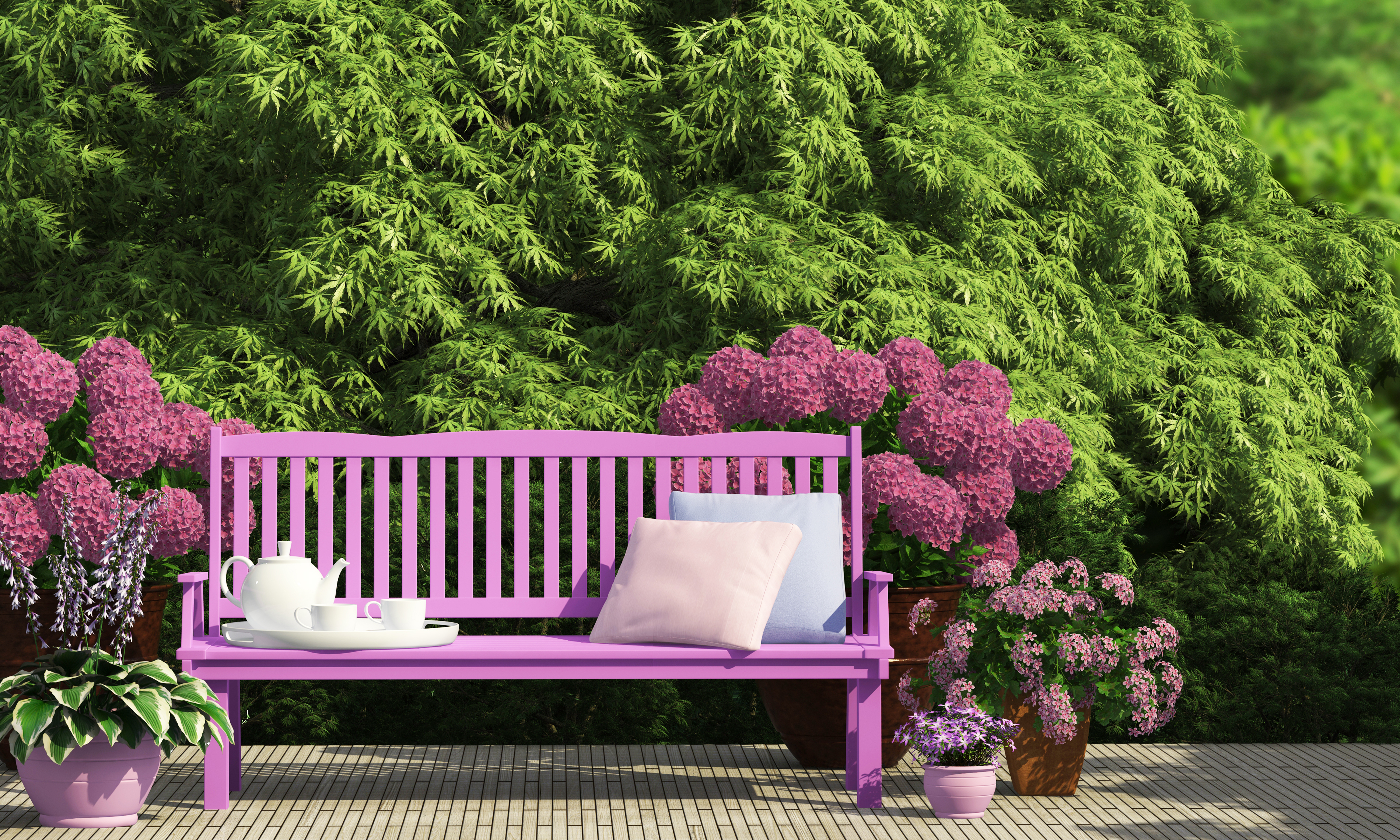 4 Ways to Freshen Up Your Outdoor Space