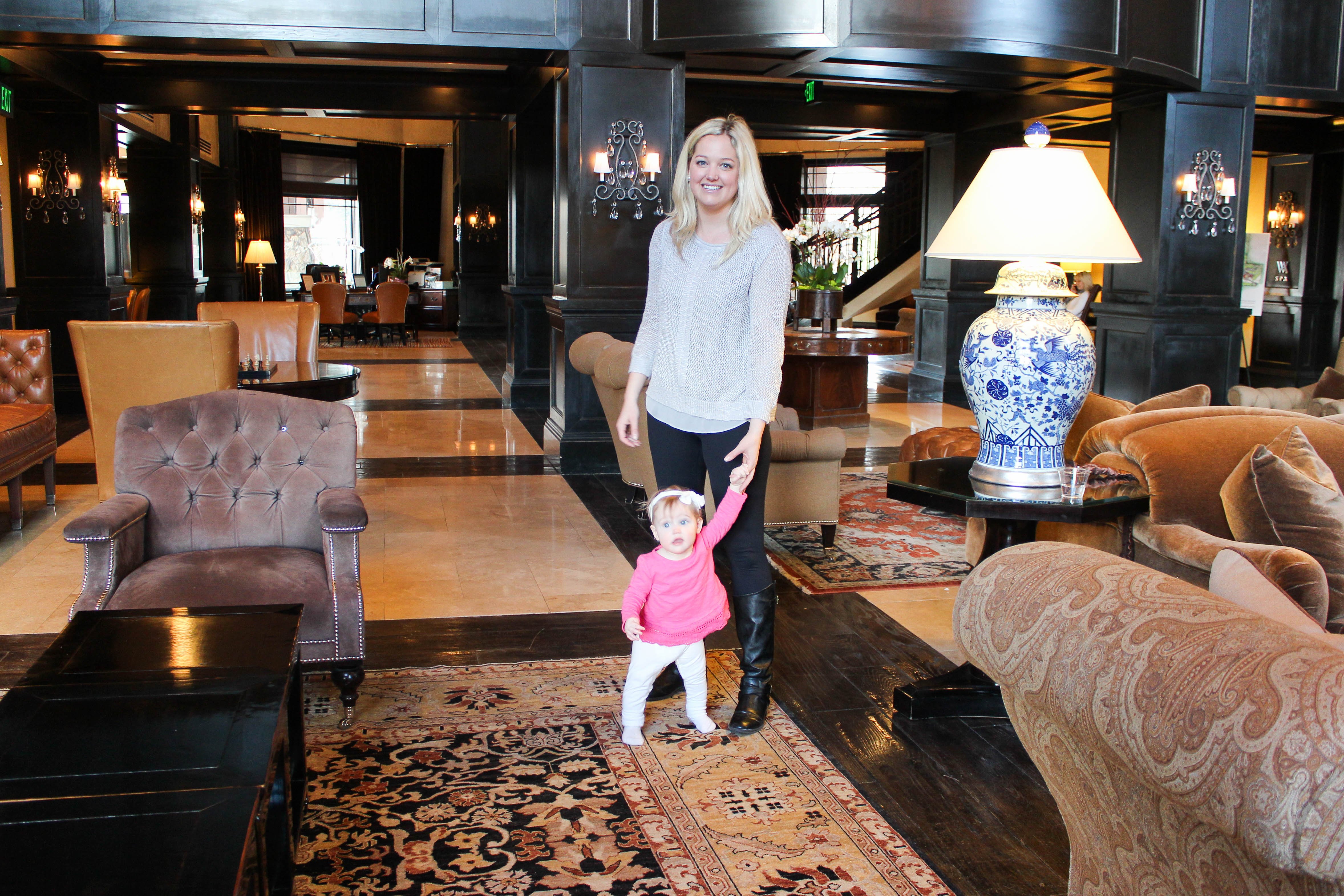 Shining on Design - Waldorf Astoria Park City