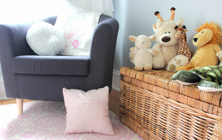 ikea TULLSTA chair for nursery