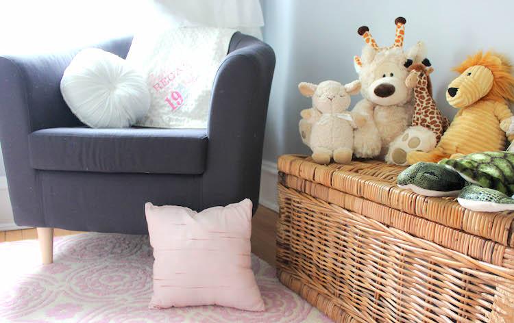 Ikea Tullsta Chair For Nursery