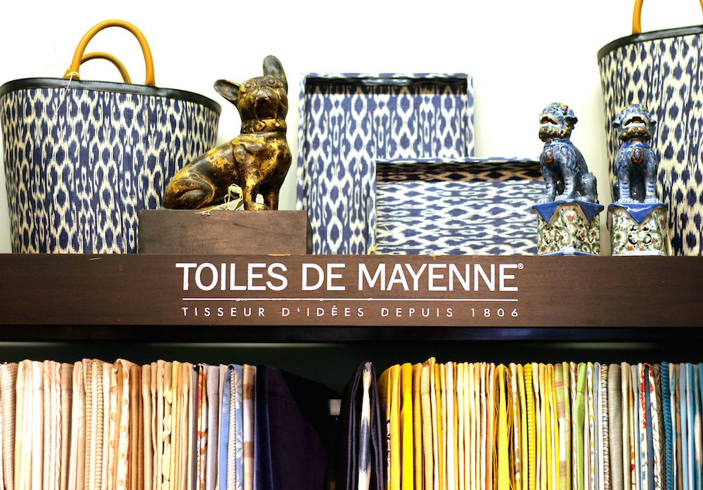 Fabric - Stores & Stories, sources for design and home decor