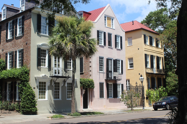 Charmed by Charleston