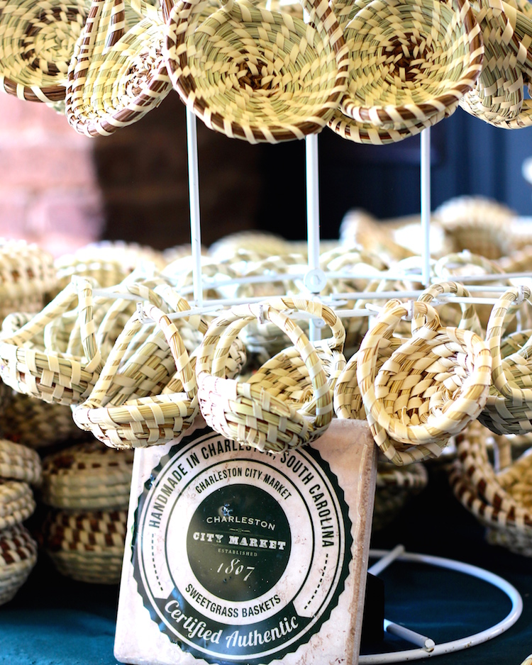 Charleston Sweetgrass Baskets | Shining on Design