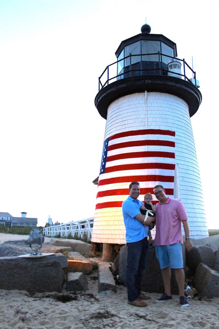 Brant Point Lighthouse - Nantucket