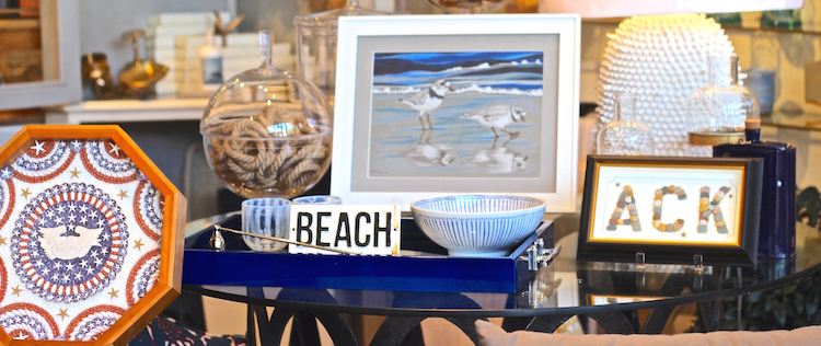 Beach decor and more