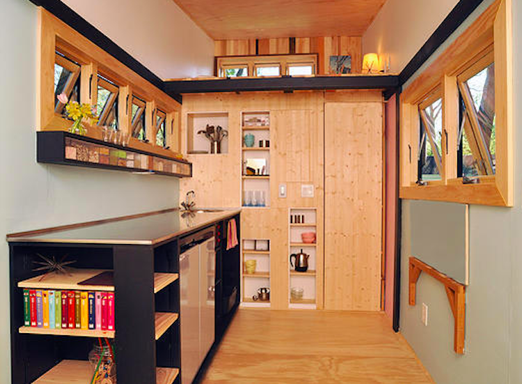 Fascinating Tiny Prefab Houses - and space saving tips for every home | Shining on Design