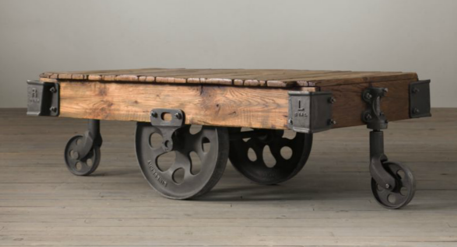 Add A Natural Element To Any Style Livng E With These 6 Rustic Coffee Tables