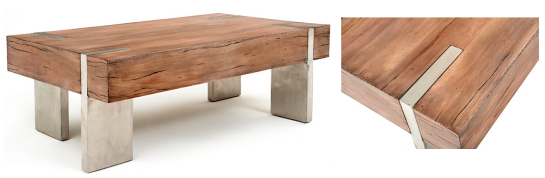 6 Rustic Coffee Tables | Shining on Design