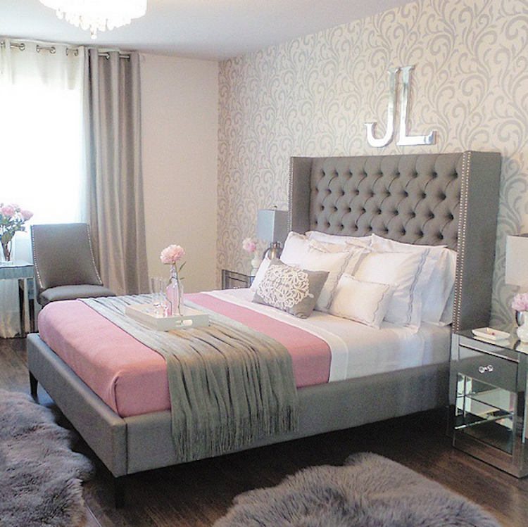 my insta friend lianas viva_lila on instagram master bedroom is just gorgeous - Redesign My Bedroom