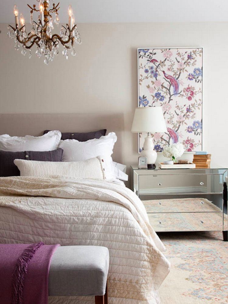 designer cameron macneil photo by donna griffith knows how to mix colors and texture - Redesign My Bedroom