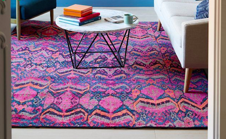 bold & beautiful aspen rug