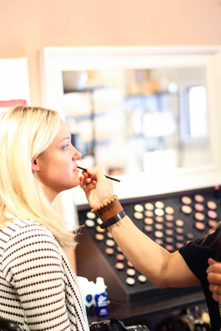 makeup at oda