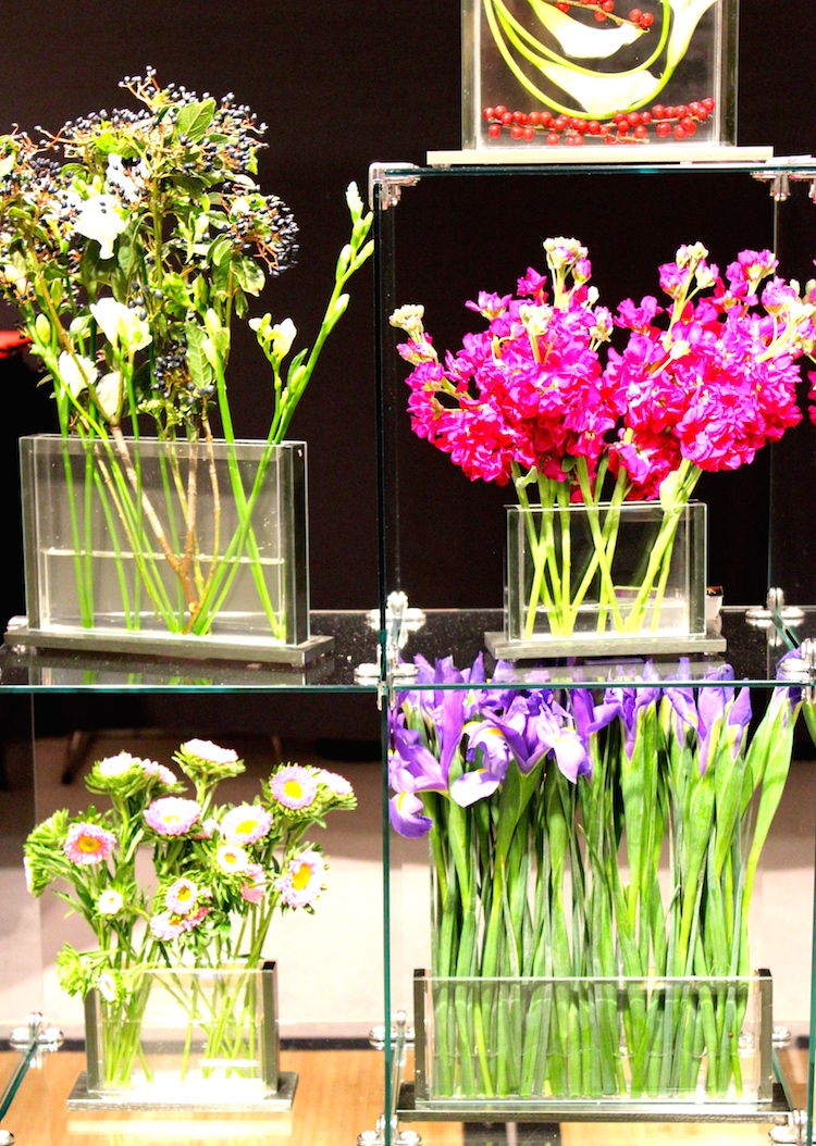 Stems Vases – Handcrafted glass and metal artful vases