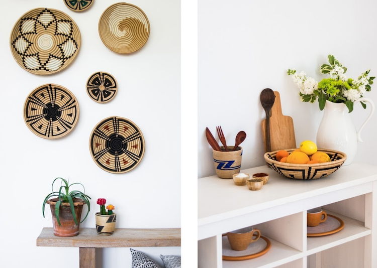 Talking about a new favorite store on the blog! With each purchase from Local & Lejos, you receive a card that shows how your purchase makes a direct impact on the artisan's life. Pretty amazing. And the prices are pretty amazing too.