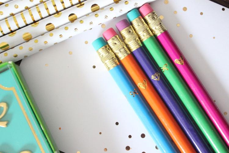 katespade pencils