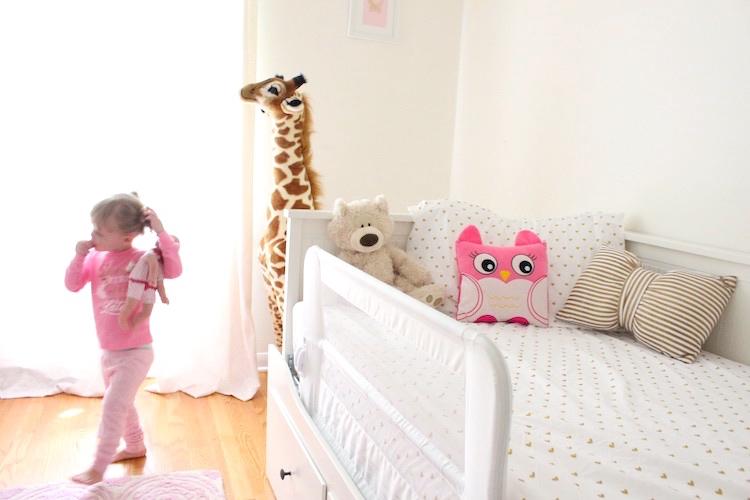 big girl bed target