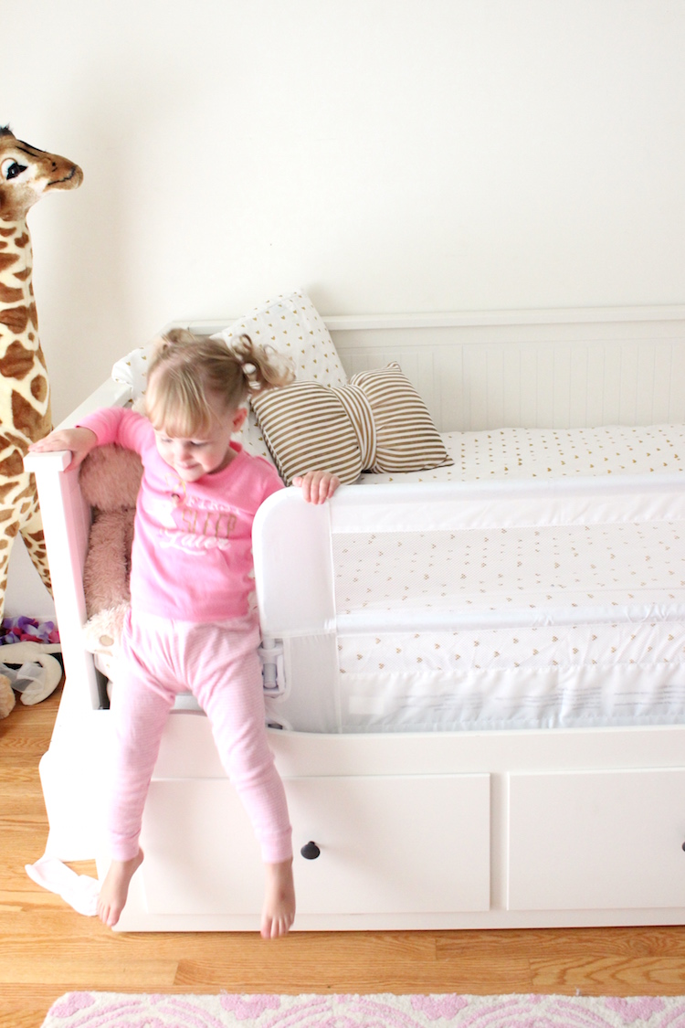 big girl bed transition 2