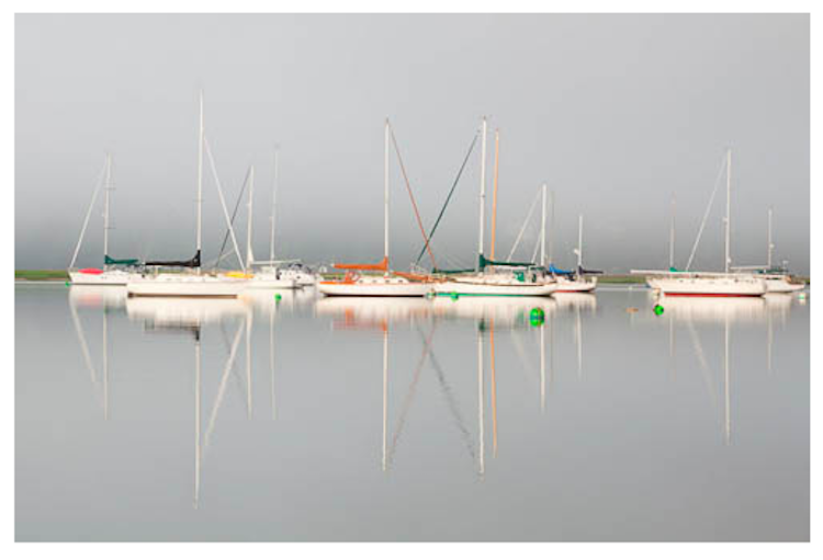 chris zec photo boats