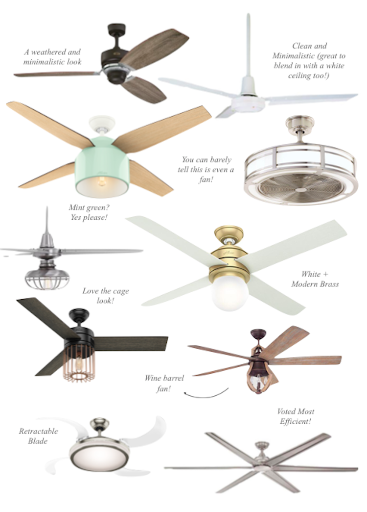 Stylish ceiling fans under 350 shining on design exciting than the average fan so im sharing a few that i have found let me know what your favorites are we are still narrowing down the options aloadofball Gallery