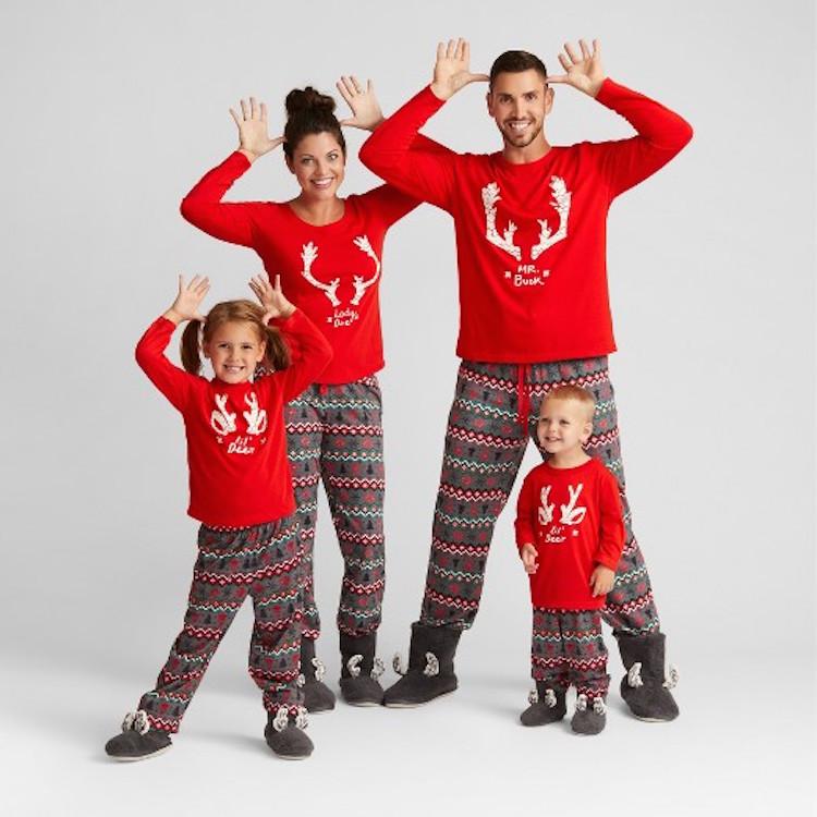 Disney Family Christmas Pajamas