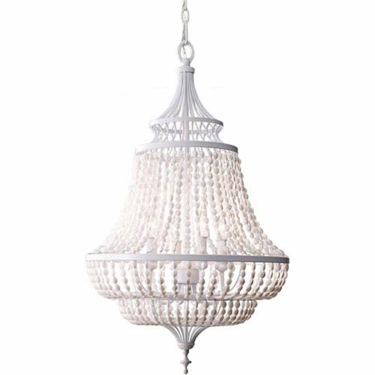 web chandeliers negril lighting fans black beaded all chandelier
