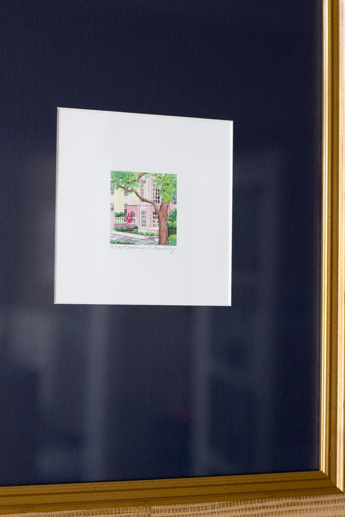 Custom Framing with Framed & Matted | Shining on Design